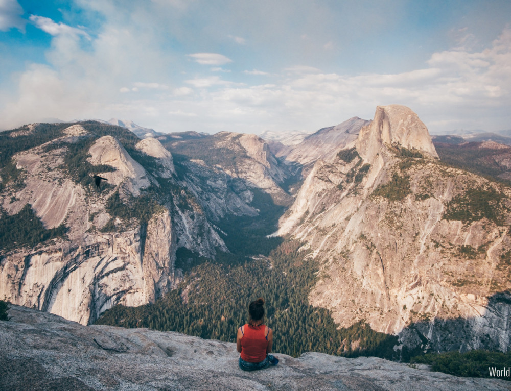 From Sequoia to Yosemite National Park – road trip day 3