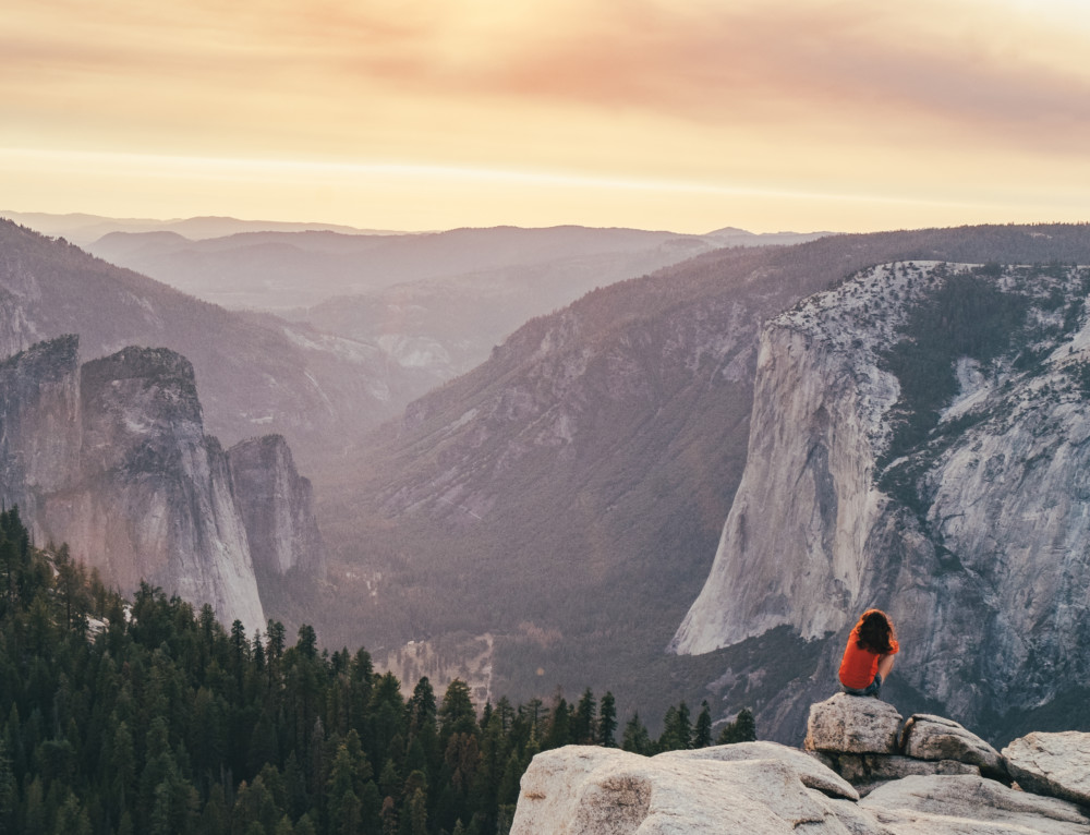 Sentinel Dome, a must-do hike at Yosemite National Park