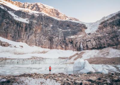 Angel Glacier, Jasper NP
