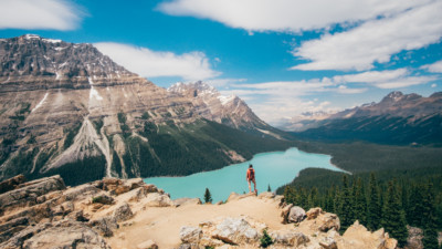 Peyto Lake, Banff NP