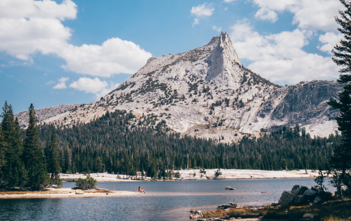 Cathedral lake, Tuolumne,Yosemite NP