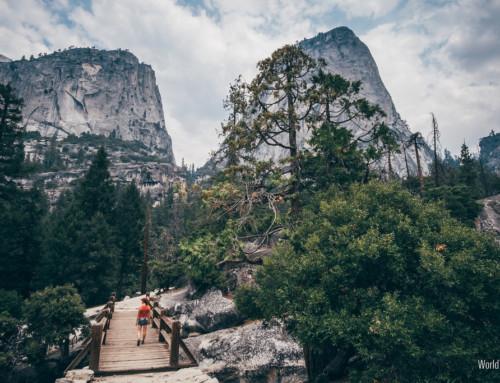 Vernal Falls e Touloumne Village – road trip Giorno 4