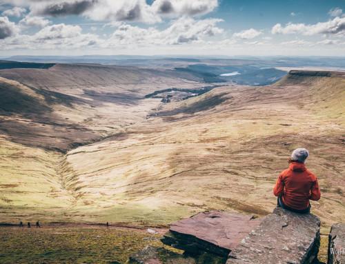 Un'avventura per ripartire: Galles, pecore, prati e oceano