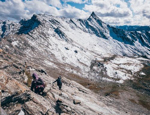Gran Guglia, il ritorno sulle Alpi dopo la pausa estiva