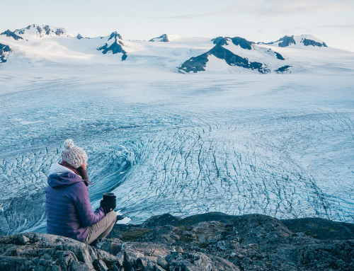 Harding Icefield e Exit Glacier, una gelida notte al ghiacciaio