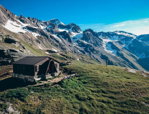 Bivacco Rosazza, ai piedi del Monte Velan