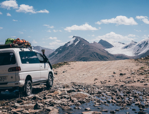 Tosor Pass: mille panorami diversi e mille colori