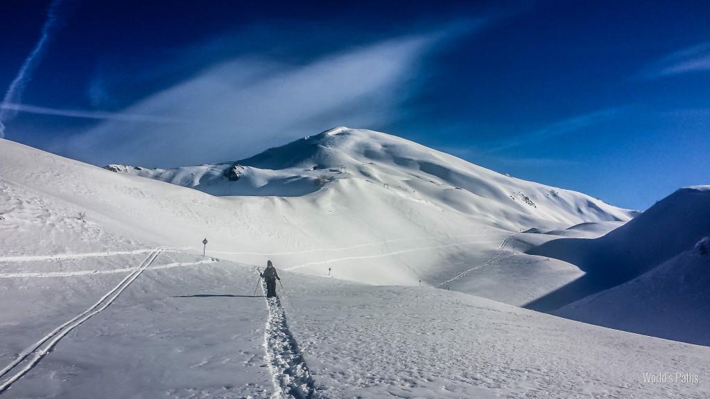 Pragelato natural terrain
