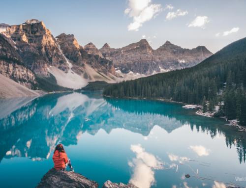 I magnifici 4: il Lago O'Hara ed i suoi fratelli