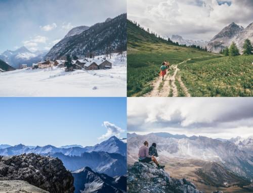 Stretta Valley in every season