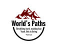 The World's Paths Logo