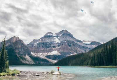 Shadow Lake, Banff NP