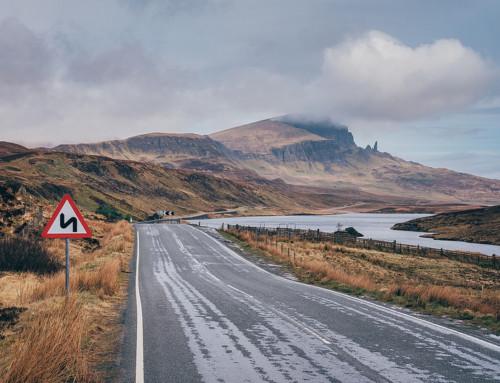 On the Road sull'Isola di Skye