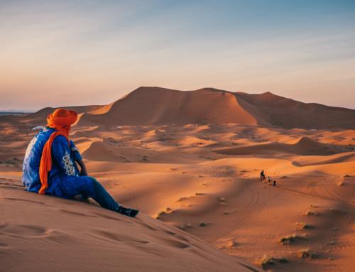 Marocco, in discesa da Fez verso il deserto