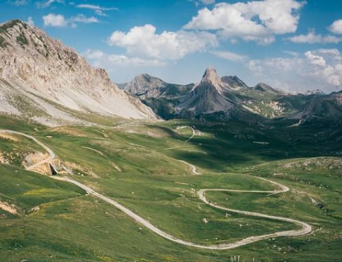 Colle della Maddalena, un weekend a base di sport