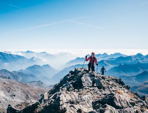 Mont Glacier ed il lungo tour in Val Clavalitè