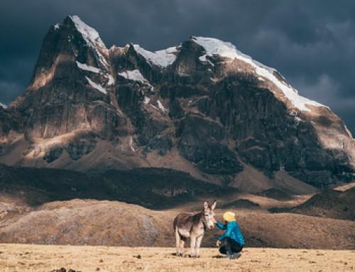 Huayhuash trek – Giorno 3 E di nuovo su verso il Paso Trapecio