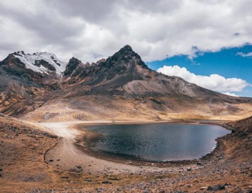 Huayhuash trek – Giorno 5 Il Diablo Mudo